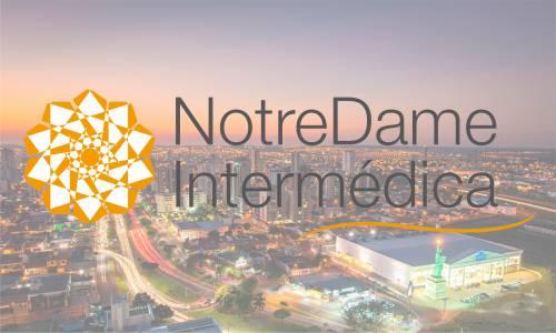 Notre Dame Intermédica em Bauru